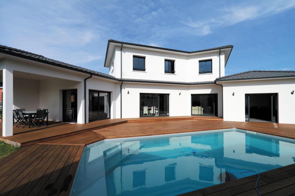 La maison moderne et prestige  IGC Construction