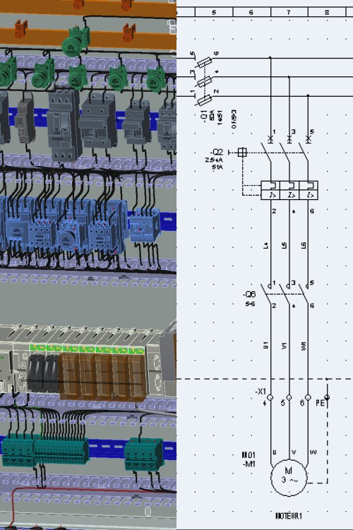small resolution of electrical design software packages from ige xao provide powerful functions dedicated to electrical engineering including complete libraries symbols and