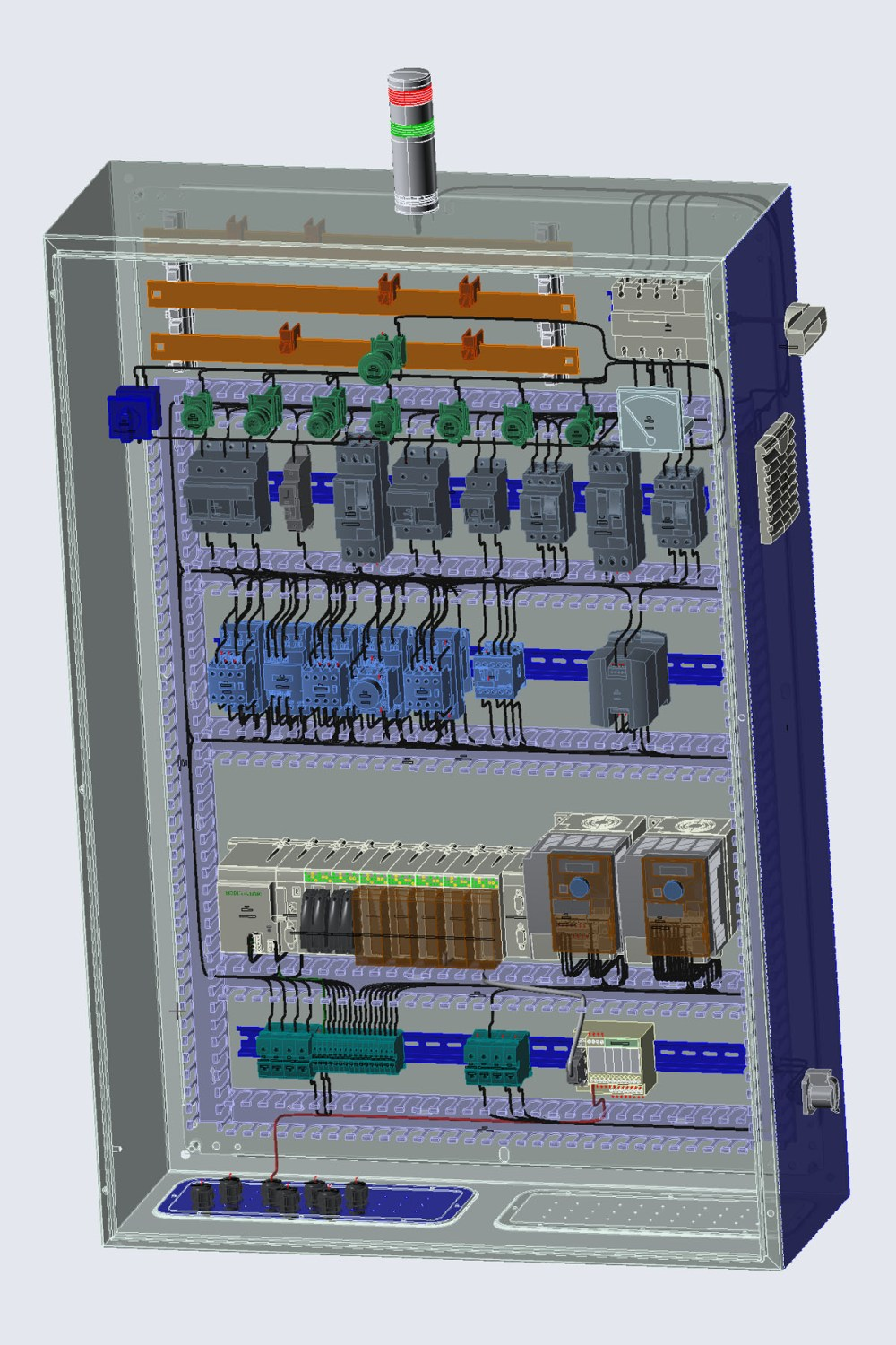 medium resolution of ige xao offers a comprehensive range for the manufacturing of electrical equipment wire harnesses electrical cabinets and panels etc
