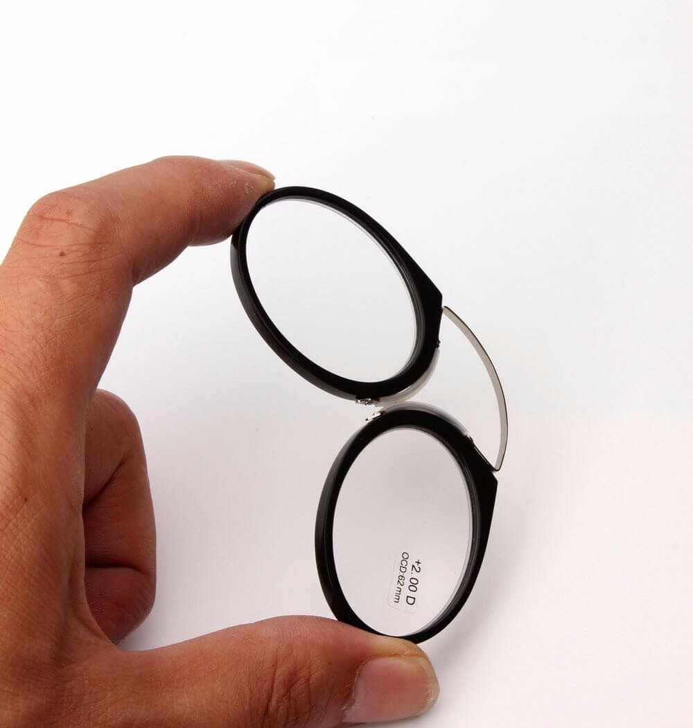 Nose Reading Glasses- SpectaNoz (Pince-Nez)
