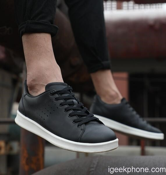 Xiaomi Free Tie Leather Shoes with