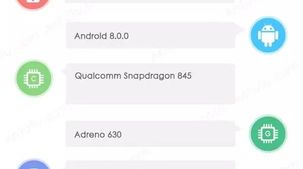 Xiaomi BlackShark AnTuTu