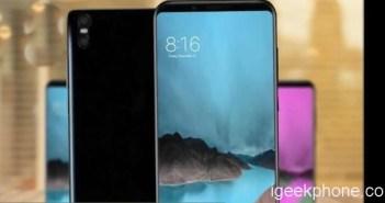 Xiaomi Mi 7 concept renders