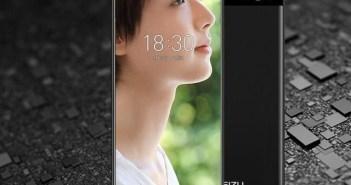 Meizu Pro 8 Renders