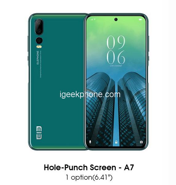 Elephone A7