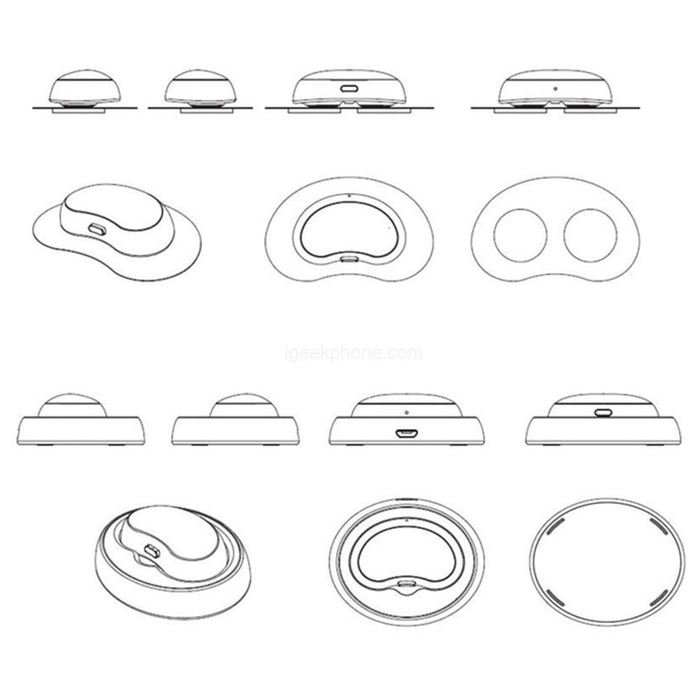 Snore Circle Smart Bluetooth Anti Snoring Device Throat