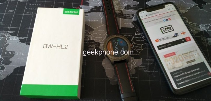 Review: BlitzWolf® BW-HL2 – A smartwatch that supports multilanguage, Blood Pressure, SO2 Monitor and many others!