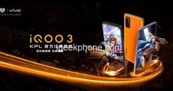 IQOO 3 Launched