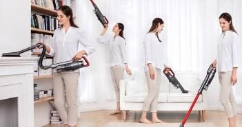 JIMMY JV65 Handheld Cordless Stick Vacuum Cleaner