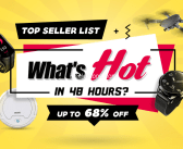 Tomtop What's Hot in 48 Hours ? Sale Upto 68% Off Offers @Tomtop