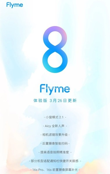 Flyme 8 Trial Version