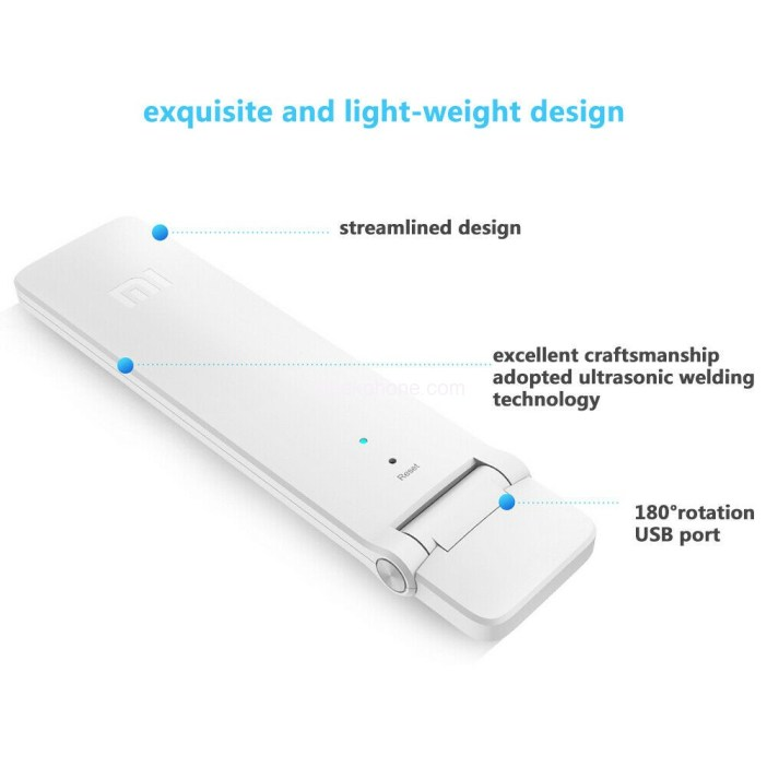 Xiaomi 2nd Wireless Router Repeater WIFI Amplifier Extender