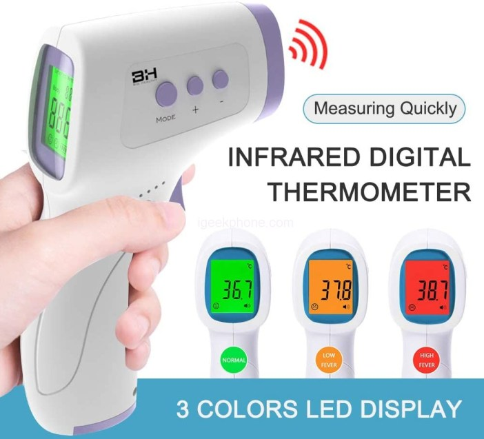 Leepesx Forehead Thermometer