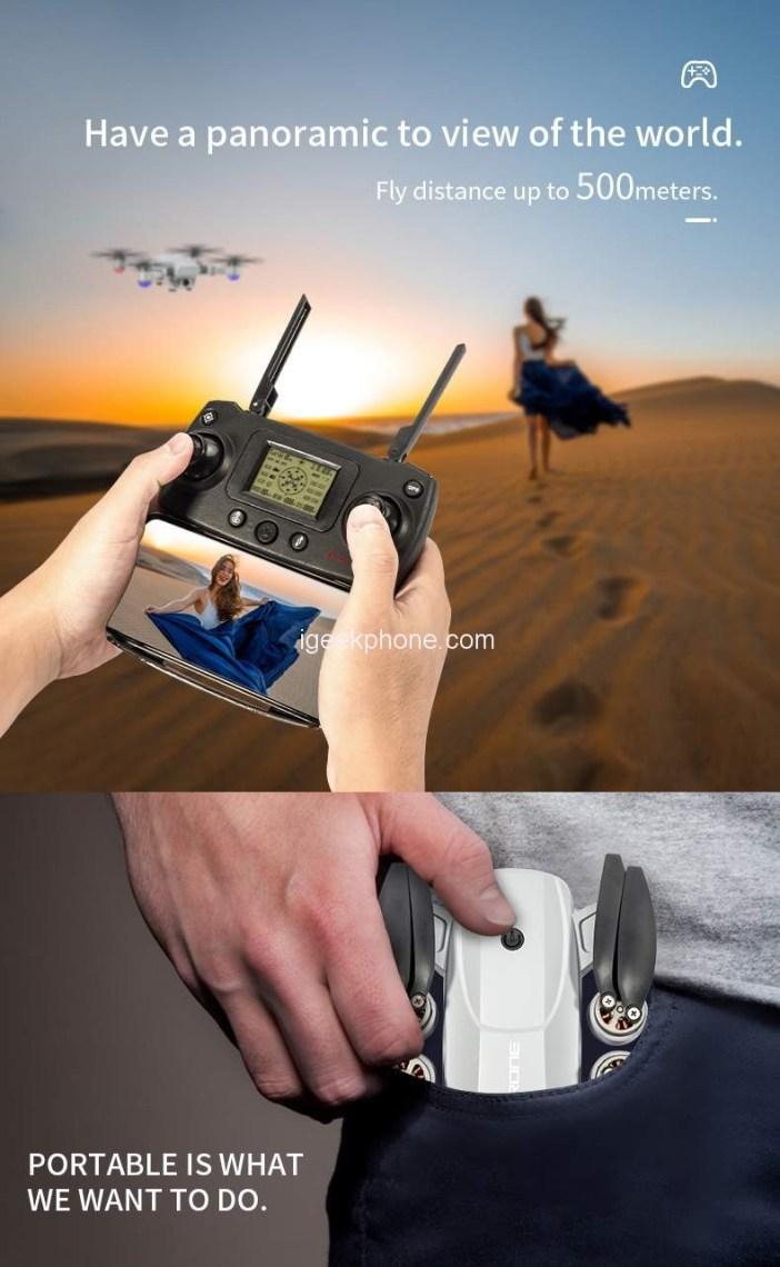 JRC X16 Rc Drone