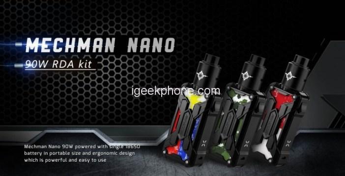 Rincoe Mechman Nano 90W Kit
