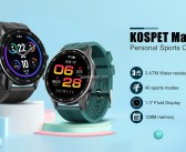 Kospet Magic 2S: Brand New and Beautiful Smartwatch For Just $9.99 with Coupon