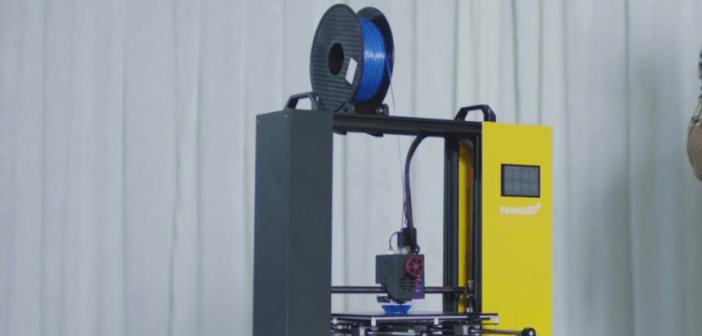 "Kywoo Tycoon ""DIY Pro"" 3D Printer with Linear Rail X-Axis is live on Kickstarter"
