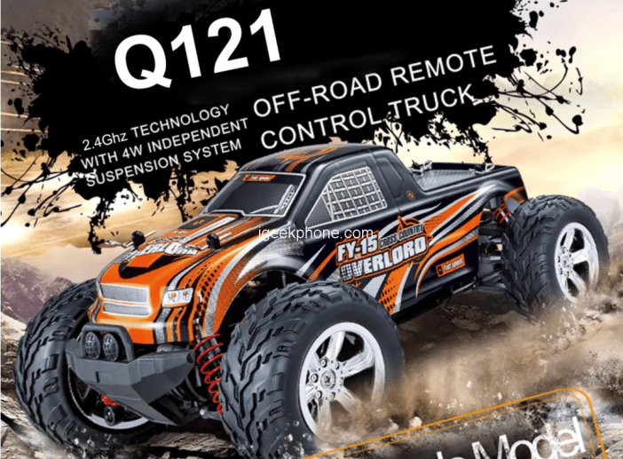 JJRC Q121 Off Road Rc Car