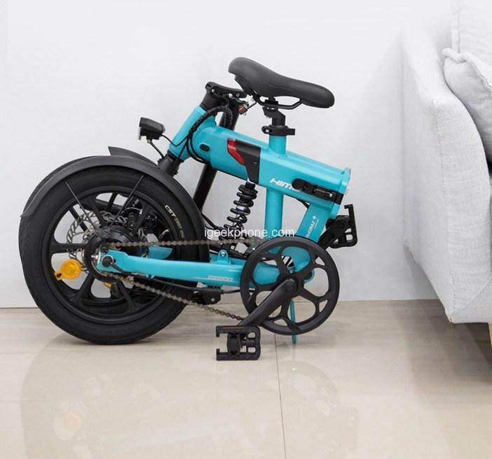 HIMO Z16 16 Inch Folding 250W Electric Bike