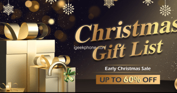 Tomtop Early Christmas Sale: Get Upto 60% Off Discount