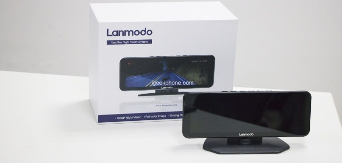 Lanmodo Vast Pro Review: Night Vision System with Dual 1080P Dashcam