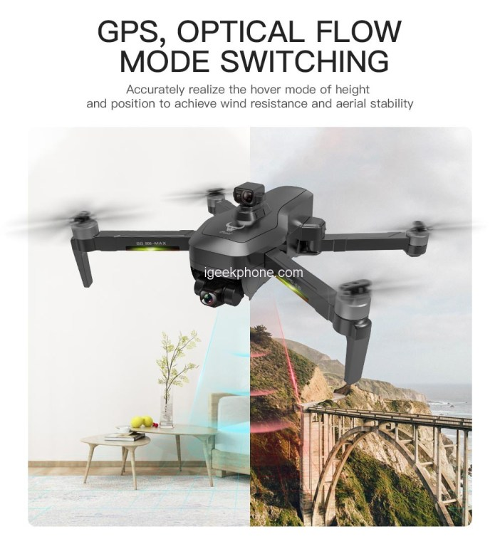 ZLRC SG906 Pro 3 Rc Drone