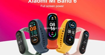 Xiaomi Mi Band 6 Review – Comes with 130+ Watch Faces & 30 Sports Mode at $49.99 From Banggood