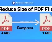 Wondershare PDFelement: The Best PDF Compressor