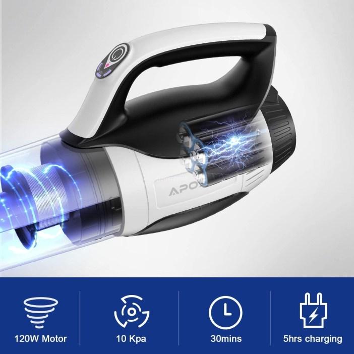 APOSEN Handheld Vacuum