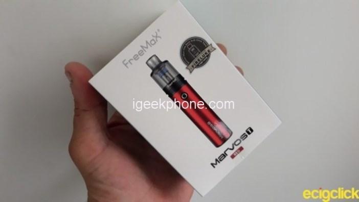 Freemax Marvos T 80W Pod Kit Review