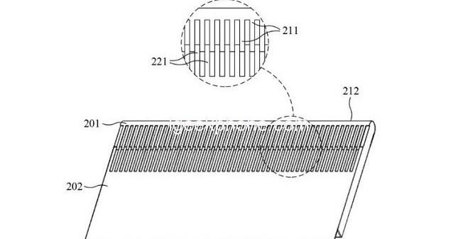 Xiaomi's Flexible Display Patents Authorized