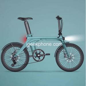 Fiido X Electric Bike