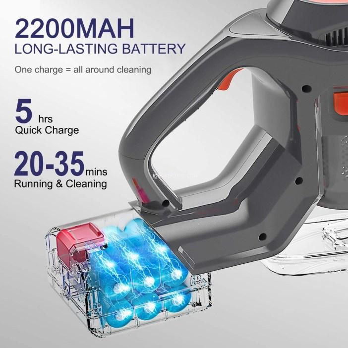 MOOSOO XL-618A Vacuum Cleaner