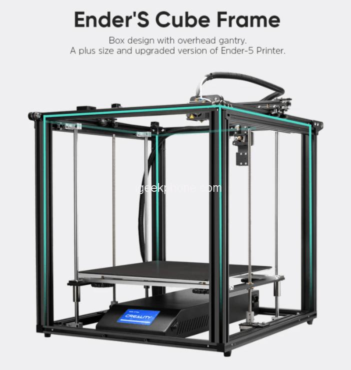 Creality Ender 5 PLUS