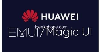Huawei July 2021 Security Update