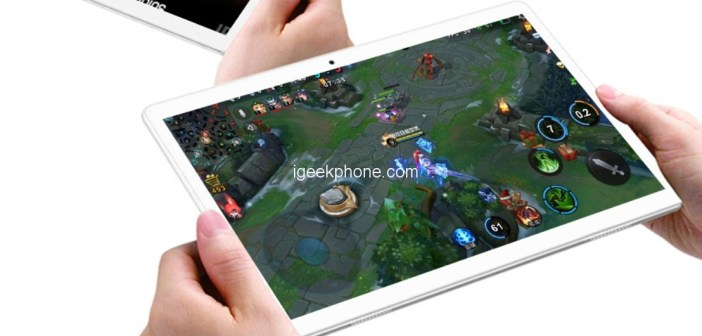 BDF X30 Review – 10.8-Inch 4G LTE Tablet PC at $145.99/€121.31 From WiiBuying (Coupon)