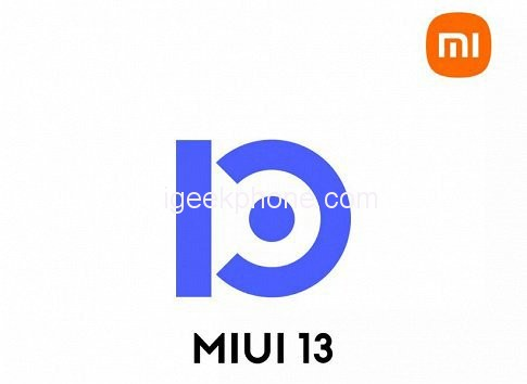 MIUI 13 Will Release End of the Year