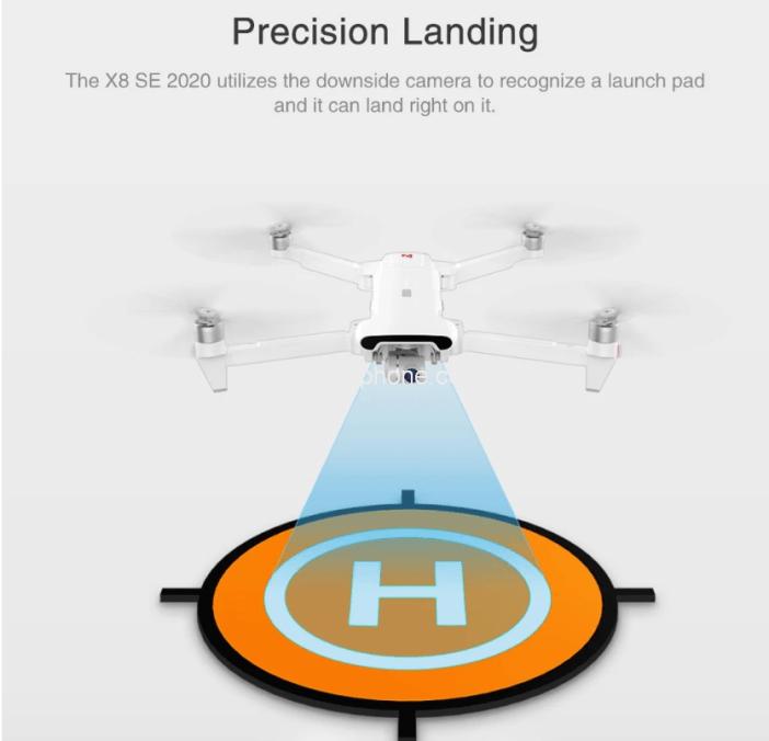 FIMI X8 SE Rc Drone