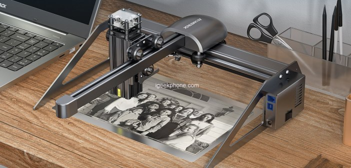 ATOMSTACK P7 M40 Review – Portable Laser Engraving Machine at $269.99 From Banggood