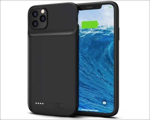 smiphee iphone 11 pro max портативный аккумулятор