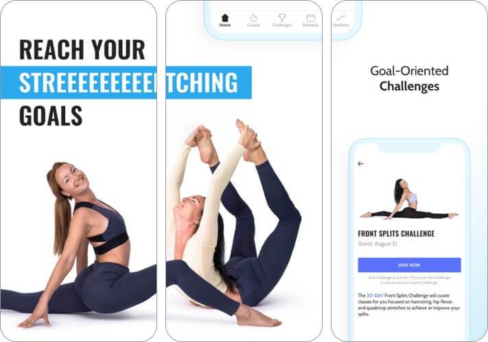 растянуть скриншот приложения для iphone и ipad