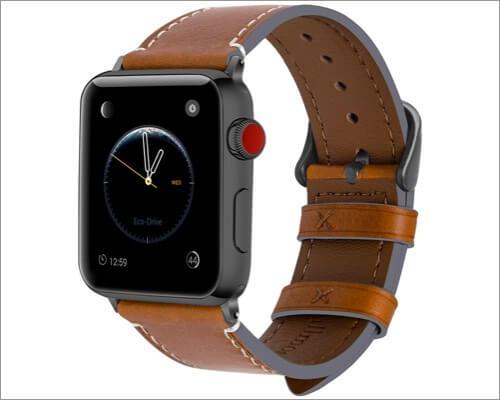 Ремешок Fullmosa Wax Series для Apple Watch Series 6, 5, 3 и SE