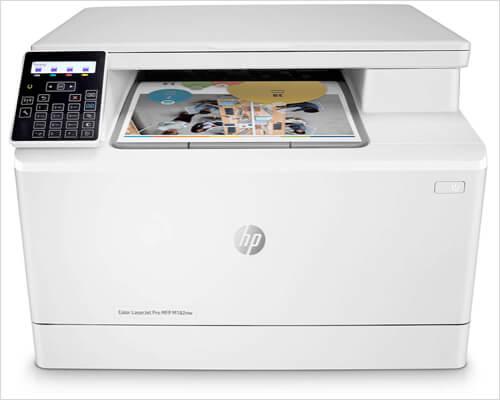 Лазерный принтер HP Color LaserJet Pro