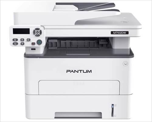 Лазерный принтер Pantum M7102DW