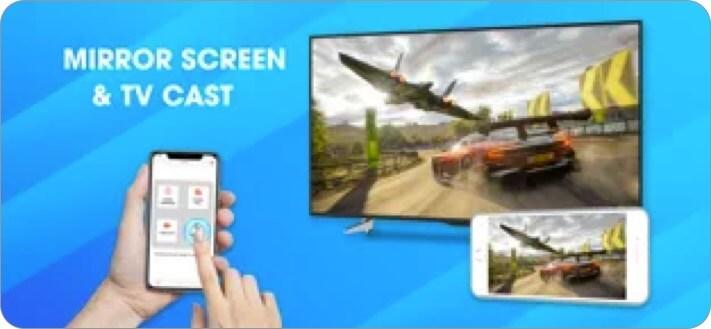 Screen Mirroring Mirecast iPhone и iPad Скриншот приложения