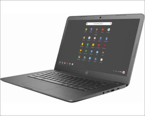 Ноутбук HP Chromebook с 14-дюймовым экраном для студентов