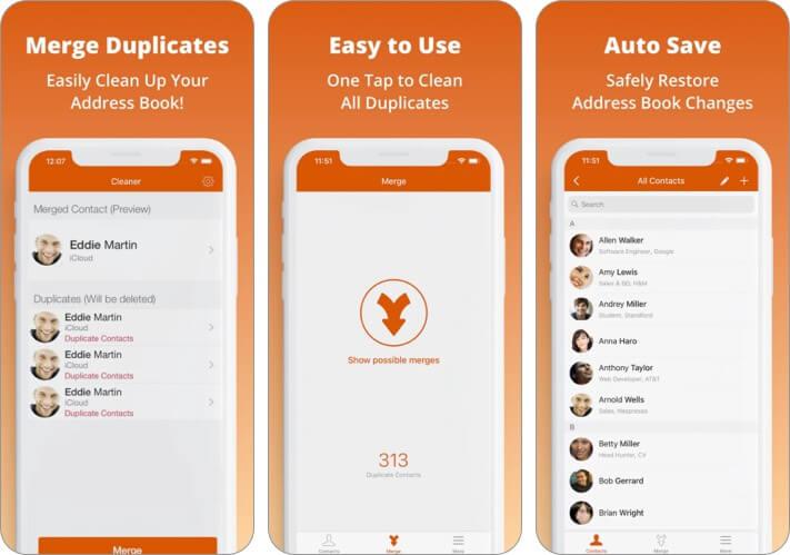 Скриншот приложения Cleaner Pro для iPhone и iPad