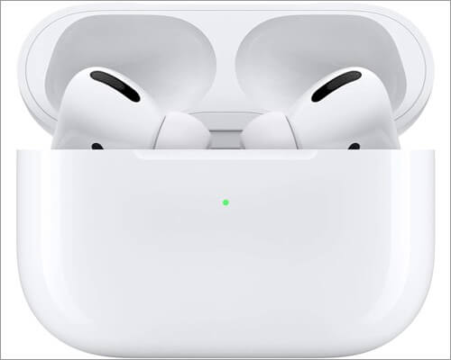 Apple AirPods Pro для путешествий
