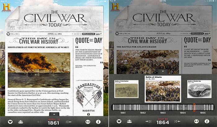 Скриншот приложения для iPhone и iPad