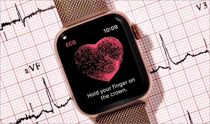 Apple Watch - индустрия здравоохранения Apple разрушена